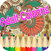 Mandala:Adult Color Book Pages