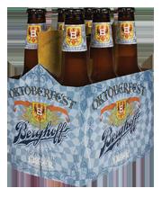 Logo of Berghoff Oktoberfest Lager