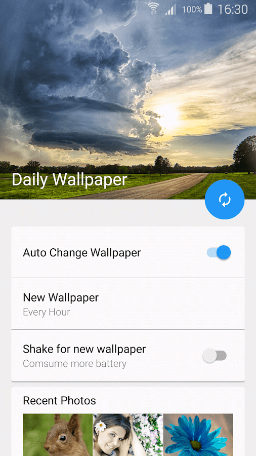 Daily Wallpaper - Android Apps on Google Play