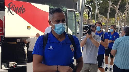 José Gomes, satisfecho con la plantilla