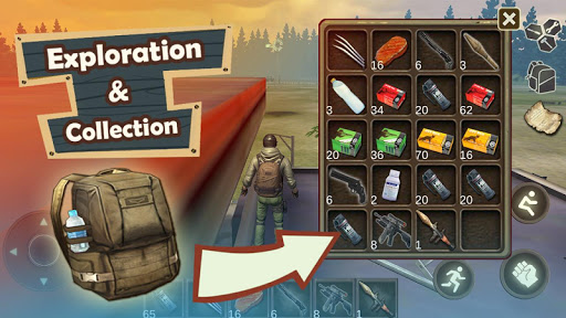 Zombie Crisis: Survival 2.3 APK MOD screenshots 2