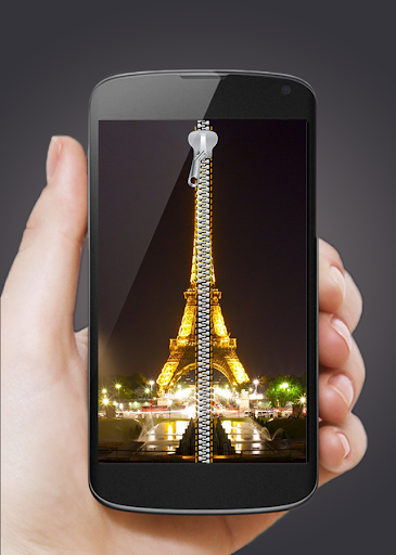 Paris Screen Lock