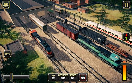 City Train Driving Simulator: Public Train painmod.com screenshots 8