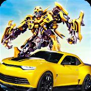 Game Grand Robot Car Transform 3D Game APK for Windows Phone