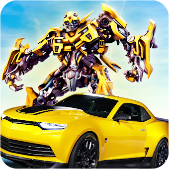 Grand Robot Car Transform 3D Game