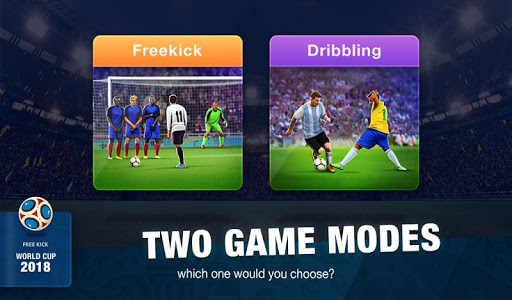 FreeKick World Soccer Cup 2018 for PC