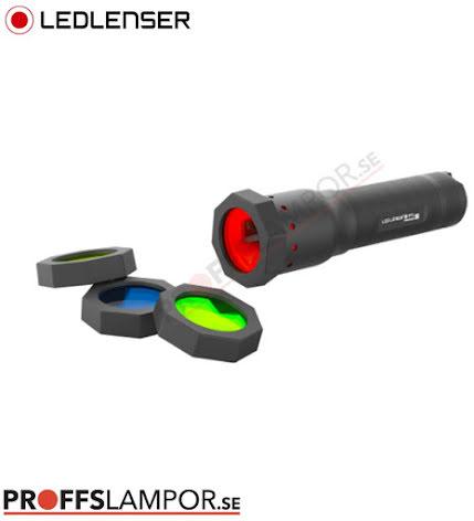 Tillbehör Ledlenser färgfilterset 35 mm