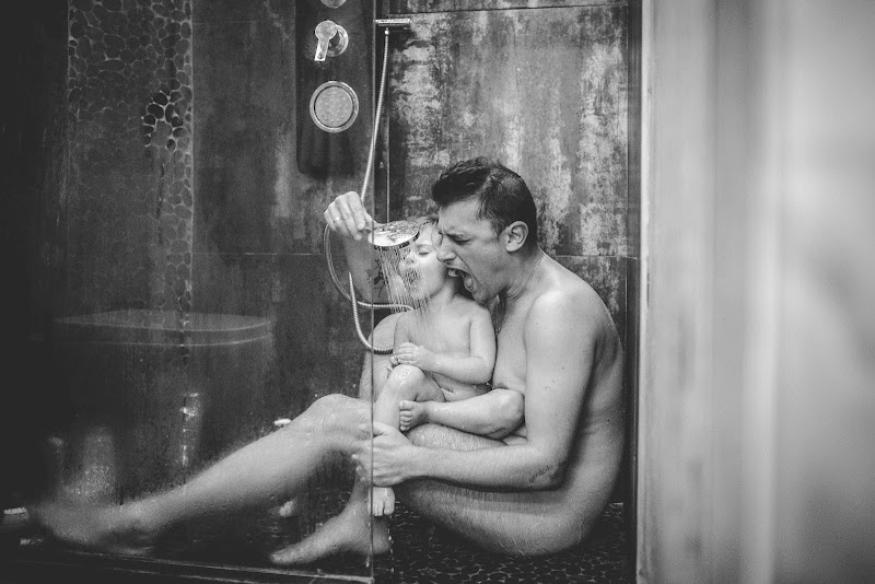 family's shower di simona cancelli