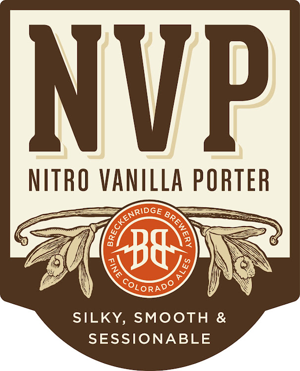 Logo of Breckenridge Brewery NVP (Nitro Vanilla Porter)