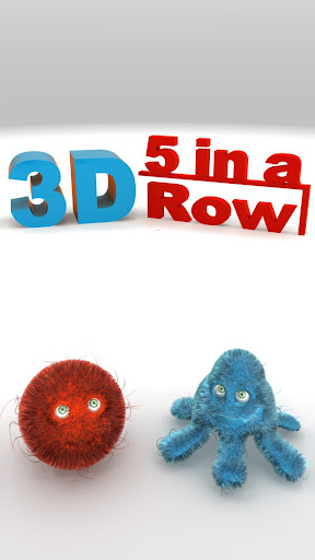3D 5 in a Row