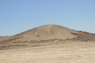 Photo: Geoglyphen mitte in der Wüste