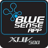 M&M BLUE SENSE NEW AGE XUV500