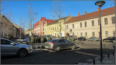 Photo: Cluj-Napoca - Str. Avram Iancu - Cimitirul Centralm in zona intrarii - 2018.01.31