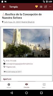 Misas.org - náhled