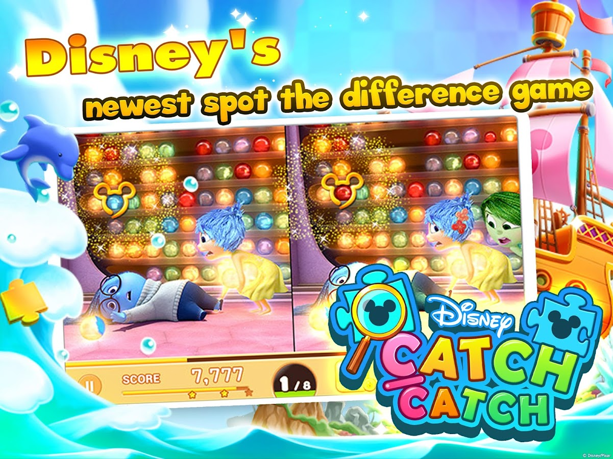 Disney Catch Catch- screenshot