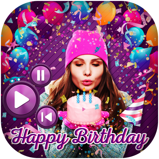 Birthday Photo Effect Video Maker with Song - Apps on Google