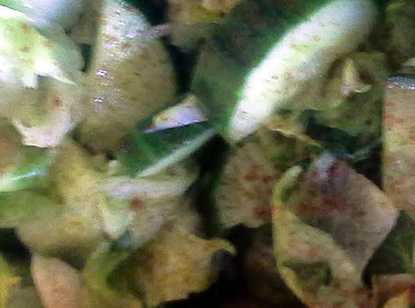Tossed Lettuce, Hungarian Style
