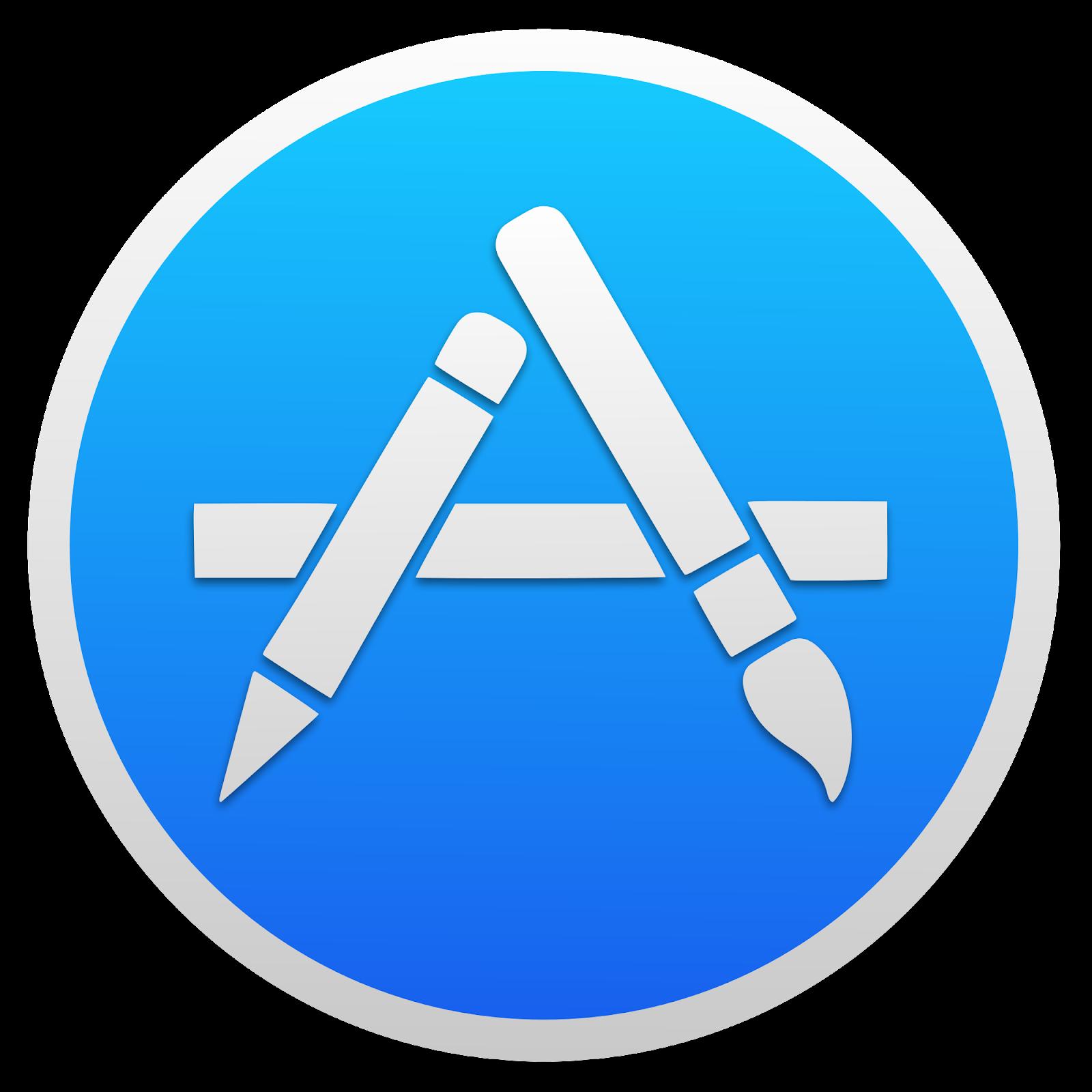 Logo Mac App Store
