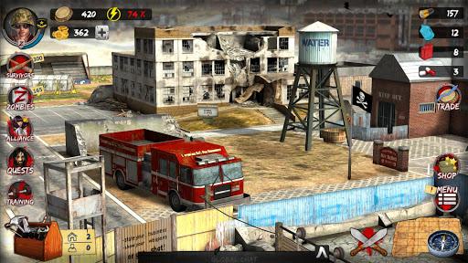 Télécharger Gratuit Bloody Z: ZOMBIE STRIKE APK MOD (Astuce) screenshots 1