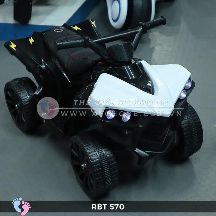 Mô tô điện trẻ em 4 bánh RBT-570 8