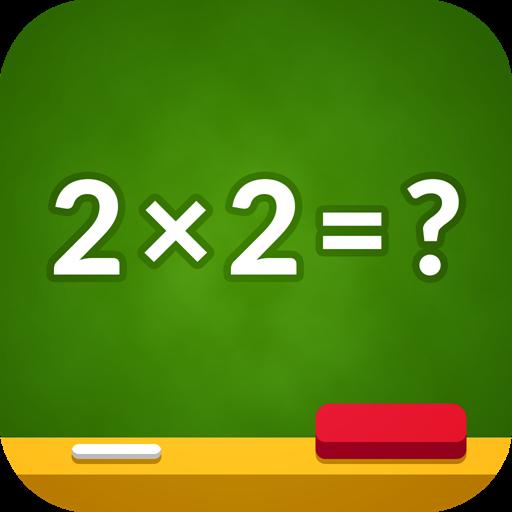 Multiplication Table IQ Icon