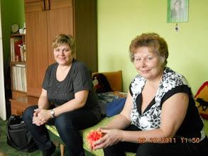Photo: 29 XII 2011 roku -  siostra Emilki - Agnieszka  z Mamą