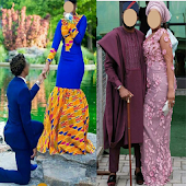 African Couple Fashion Styles