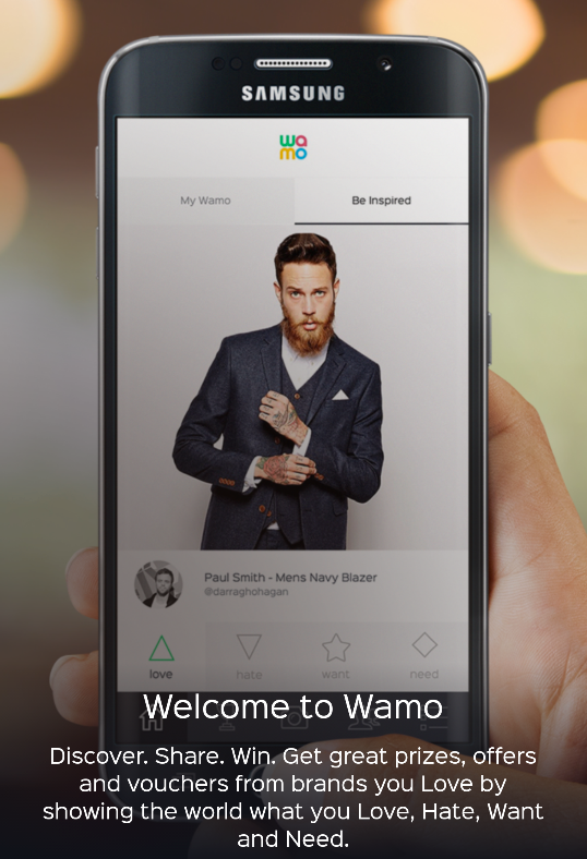 Wamo- screenshot