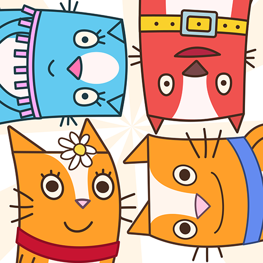 Cats Pets: Picnic! Kitty Cat Games!