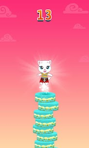 Talking Tom Cake Jump 1.2.6.331 Mod + Data for Android 2