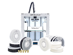 Ultimaker 2+ 3D Printer MatterHackers Response Bundle