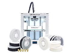 Ultimaker 2+ 3D Printer MatterHackers Response Bundle