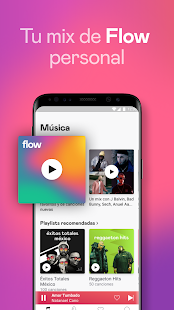Deezer: Música, playlists, radio fm y podcasts Screenshot