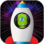 Alien Galaxy Jump : Space