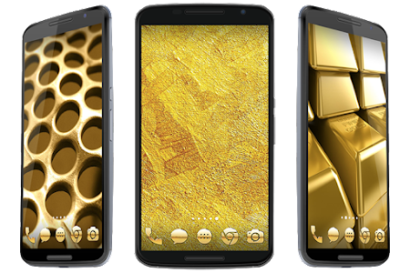 Golden Theme screenshot 4
