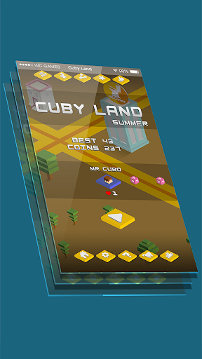 Cuby Land 2.1.0 screenshots 2