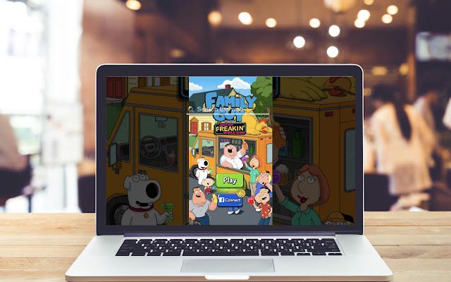Family Guy Freakin Mobile Wallpapers Theme