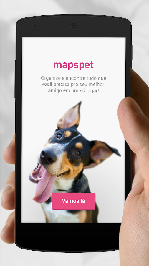 Mapspet - bem estar animal- screenshot
