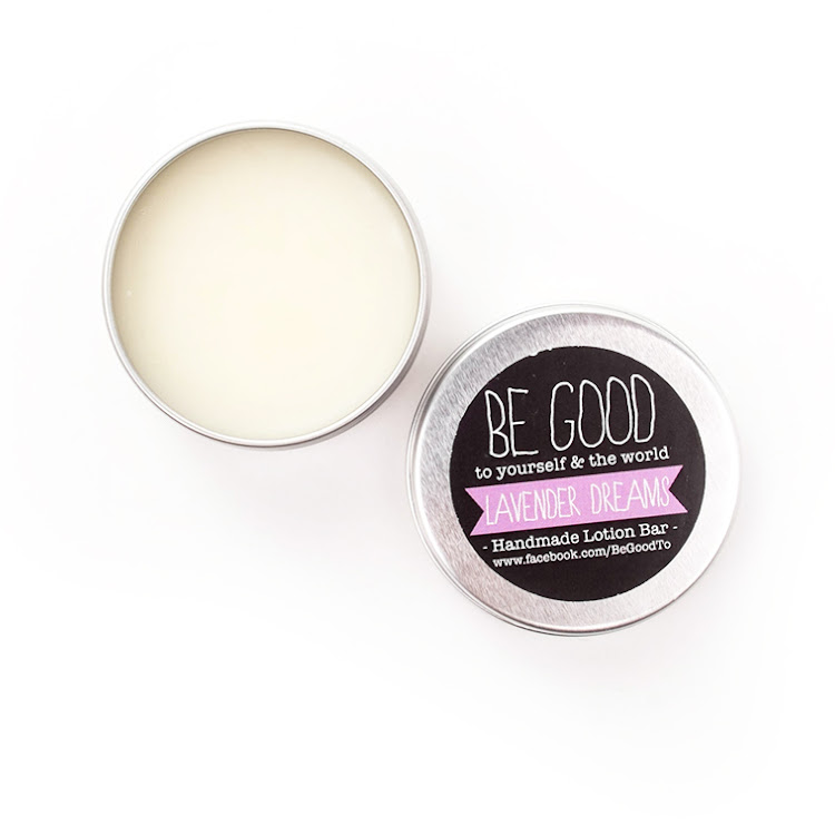 Lavender Dreams Lotion Bar - Moisturizer by BeGood