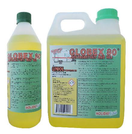 Globex 80 Husvagnstvätt