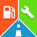 Mileage Tracker, Vehicle Log & Fuel Economy App icon