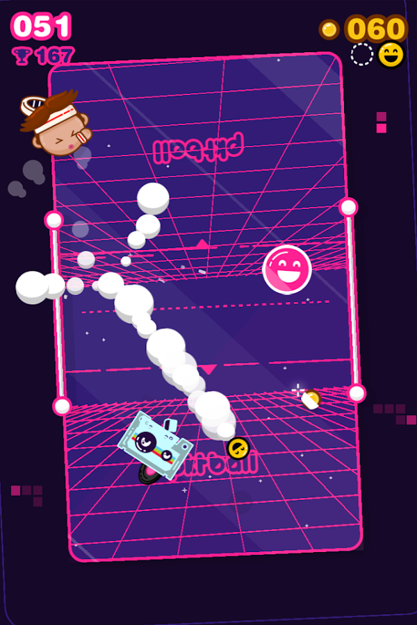 PKTBALL - Endless Smash Sport- screenshot