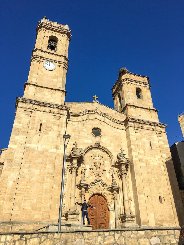 Iglesia San Antoli