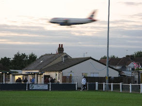 Photo: 14/09/11 v AFC Hayes (Southern League Div 1 Central) 1-3 - contributed by Leon Gladwell
