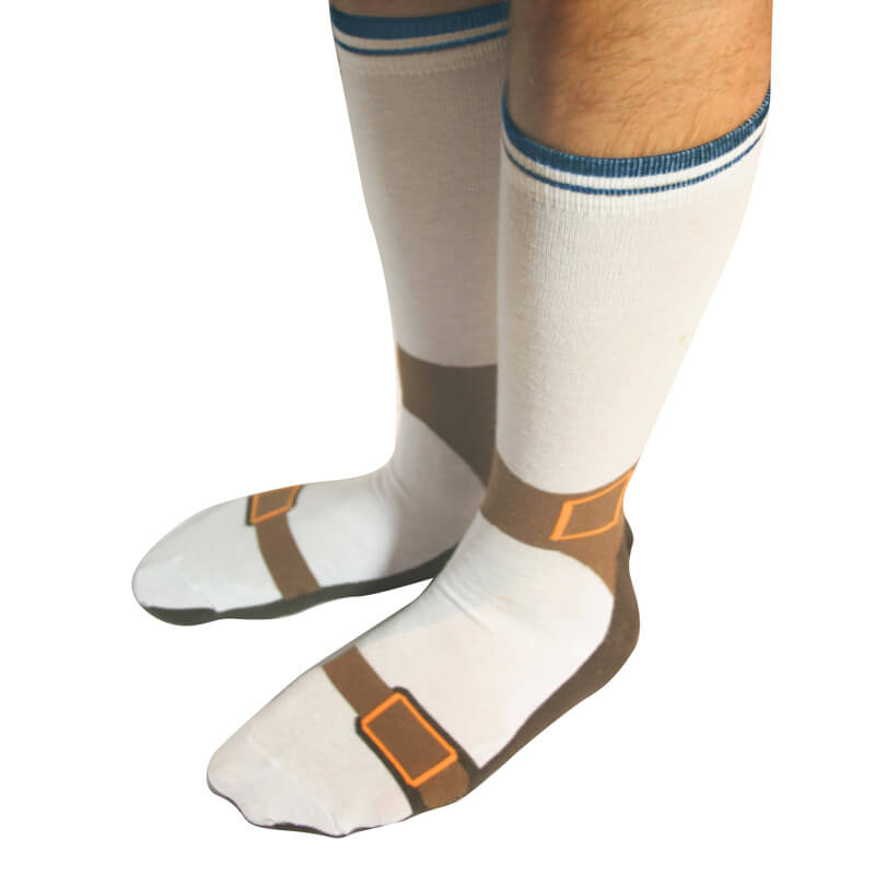 Opportunity To Be As Fashionable An Average Dad On A Package Holiday With These Sandal Socks Ideal For Anyone Who Makes More Fashion Faux Pas Than