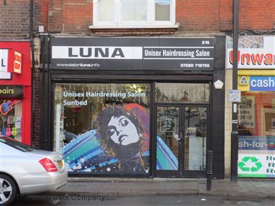 Hairdressers In Watford North
