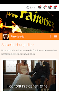 Fairotica.de - náhled