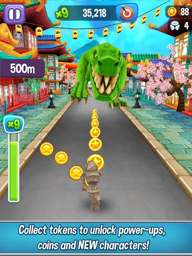 Angry Gran Run - Running Game apktram screenshots 9