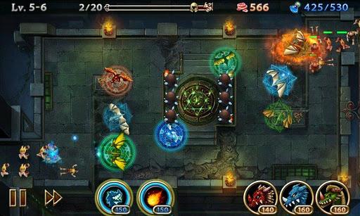 Lair Defense screenshot 1