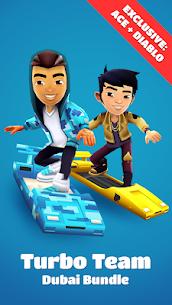 ดาวน์โหลด Subway Surfers (MOD, Unlimited Coins / Key) ฟรีบน Android 6